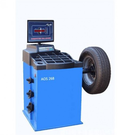 Tyre Balancing Machine