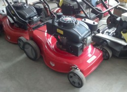 Honda Lawn Mowers, japan