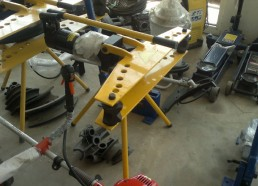 Hydraulic Pipe Bender 2inches & 3inches