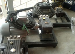 Electric Pressure washers, 160 & 200 bar
