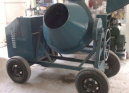 Manual Load Mixer, 550 liters or 1.5 bags of cement. lebanon