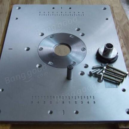 Aluminum Router